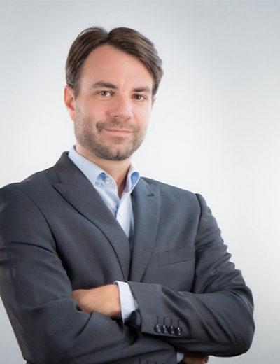Mr Grégory Peila | Directeur Financier