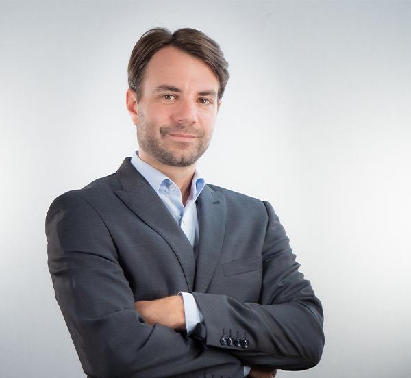 Mr Grégory Peila | Financial Director