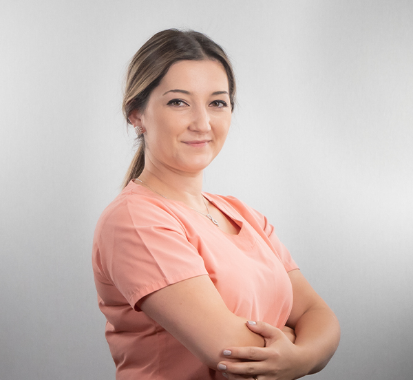 Ms Leutrime Ramadani - Dental Assistant