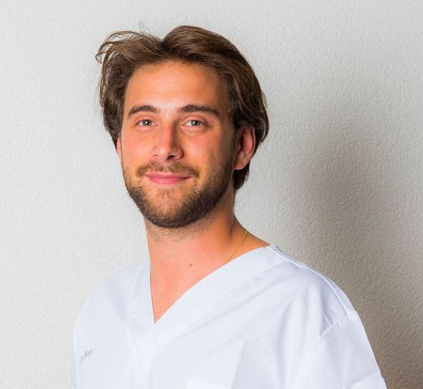 Dr. Luca Maestrini-Zahnarzt
