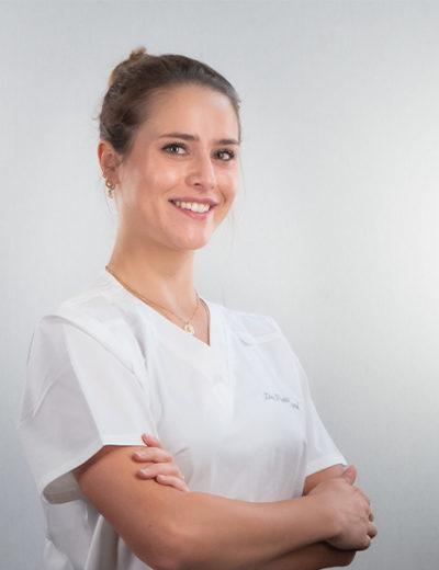Dr. Lucille Fratianni - Zahnärztin