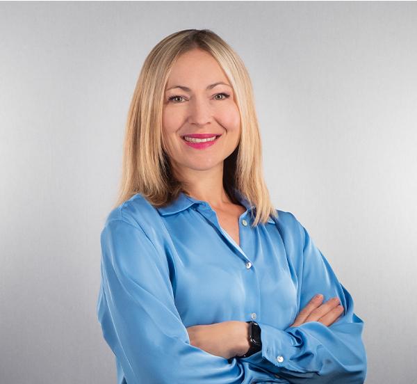 Maria Cerez - Receptionist