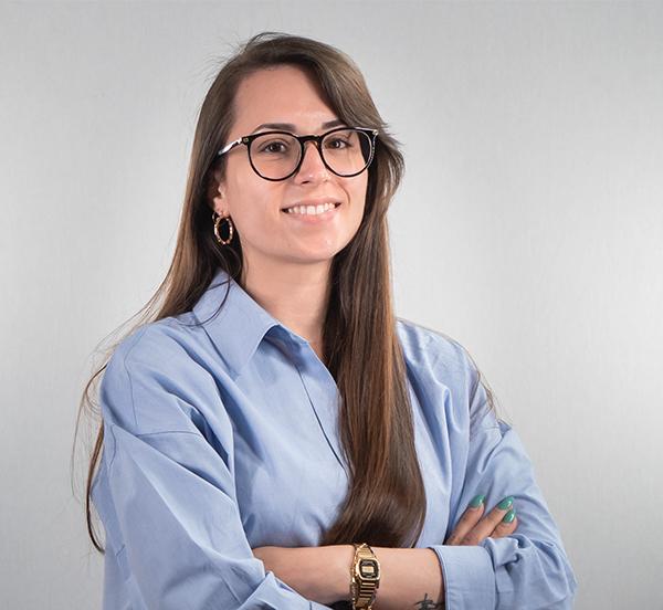 Ms Audrey Bürki - Administrative Assistant
