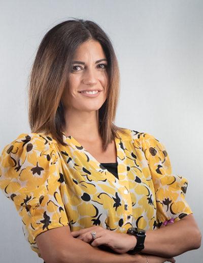 Frau Vanessa Mamdouh - Verwaltungsassistentin