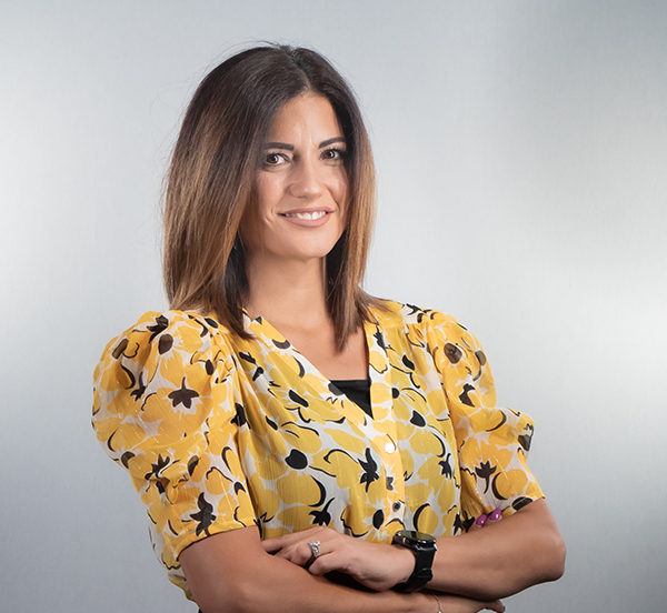 Ms Vanessa Mamdouh - Administrative Assistant