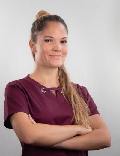 Frau Patricia Andreini - Zahnhygienikerin