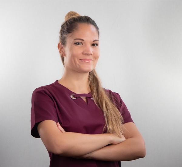 Ms Patricia Andreini - Dental hygienist