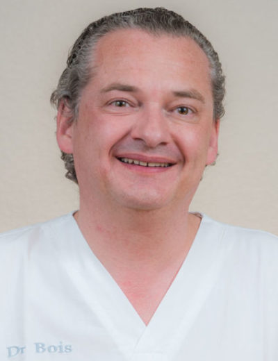 Dr Nicolas Bois-Médecin-Dentiste, Responsable