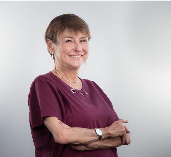 Ms Béatrice Dupont - Dental hygienist