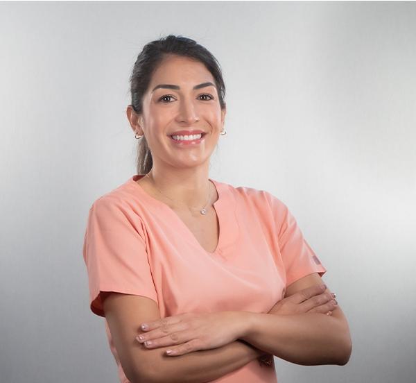 Ms Leidy Melo Jimenez - Dental Assistant