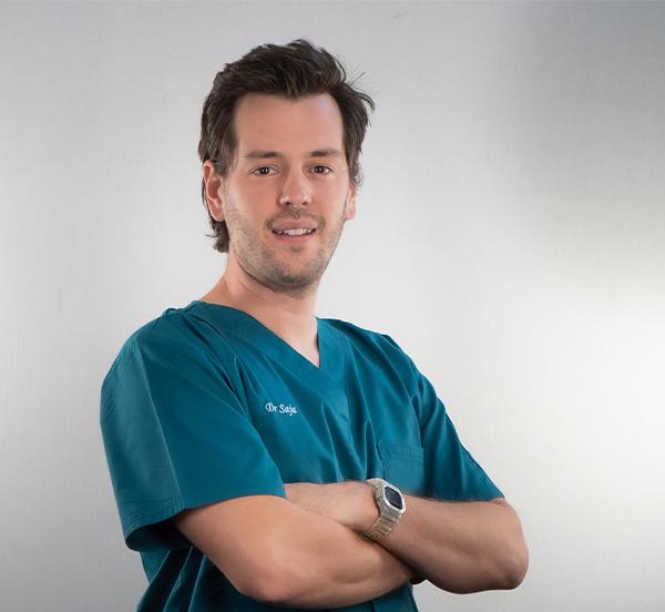 Dr. Tom Saja - Pediatric Dentist