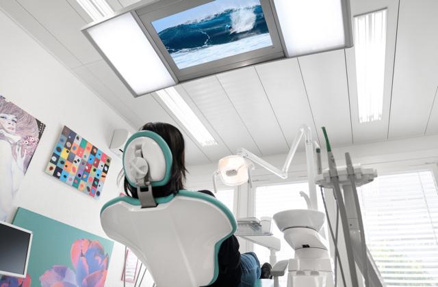 ecrans-fauteuil-centre dentaire lancy