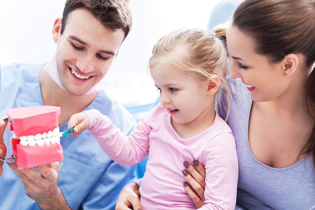 Centre dentaire Lancy - Hygiéniste enfants